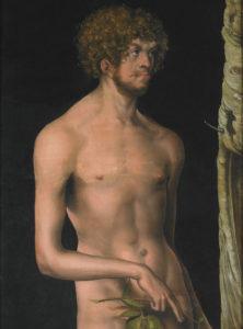 Lucas Cranach Adam