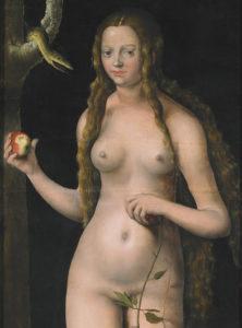 Cranach Eva