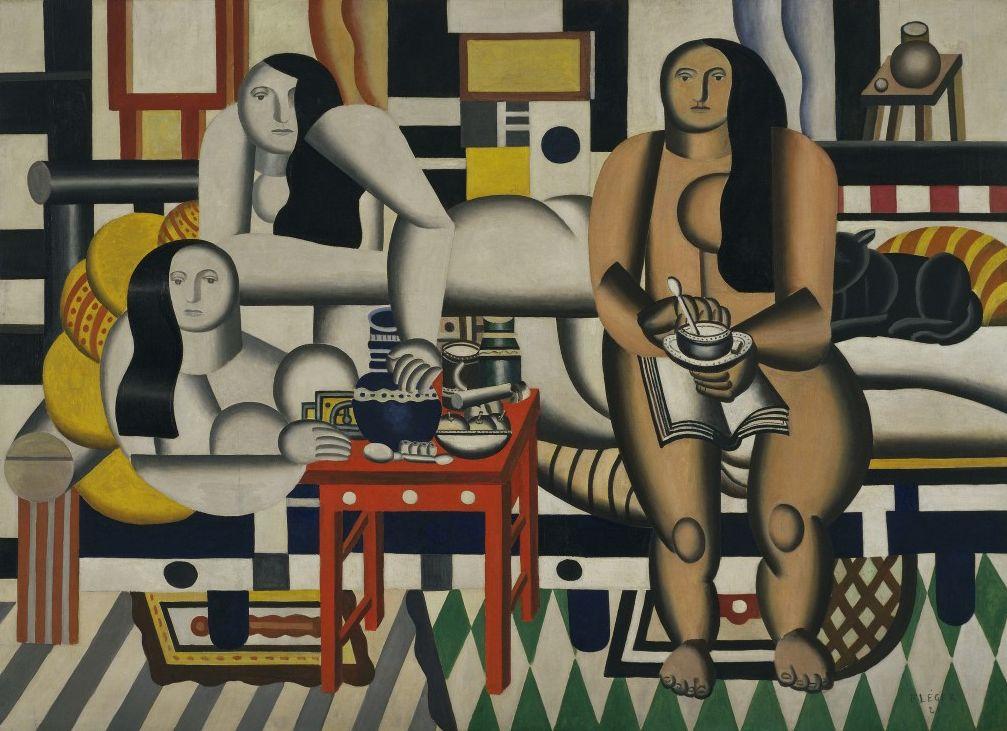 Fernand Léger, Le Dejeuner