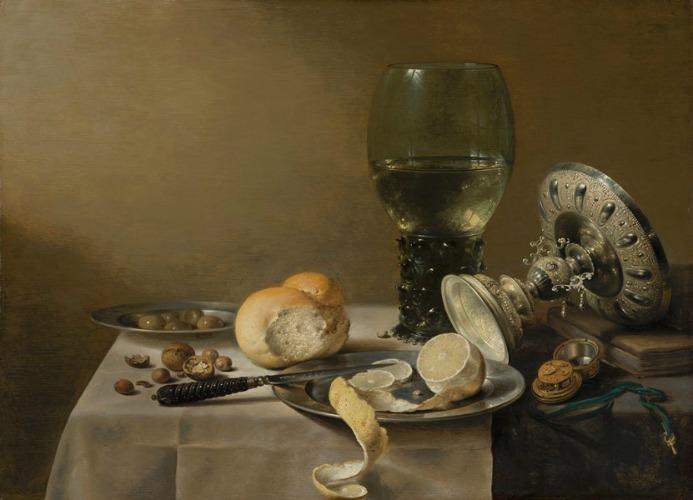 Slow Food in Teylers Museum