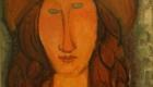Schilderij van Amedeo Modigliani