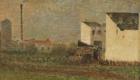 Afbeelding van een schilderij door Seurat