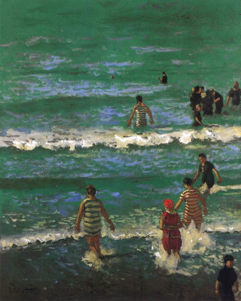 Sickert dieppe