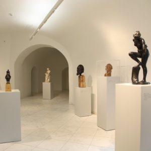 Schloss oyland Sculptuur verzameling